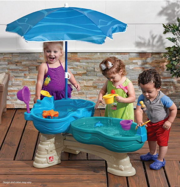 SPILL AND SPLASH SEAWAY WATER TABLE