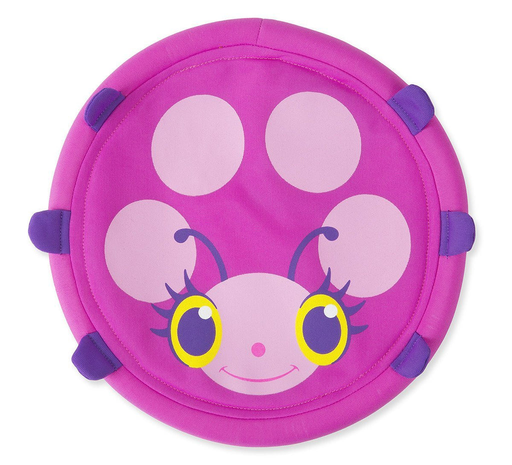 Disco volador de catarina - Melissa & Doug - Trixie Flying Disk