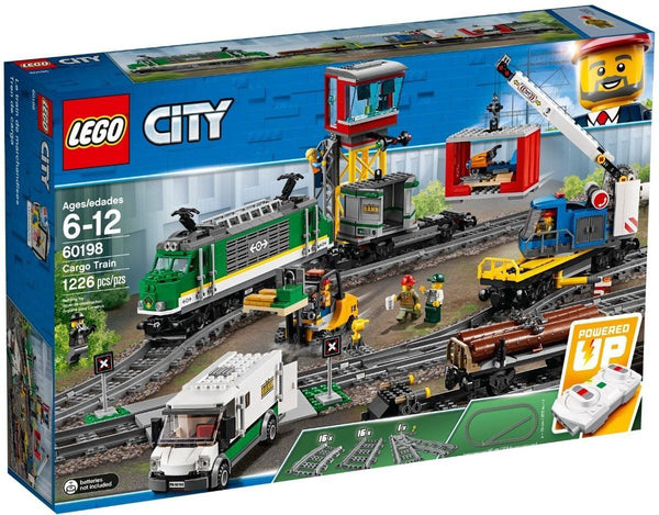 CARGO TRAIN -LEGO- TREN DE CARGA