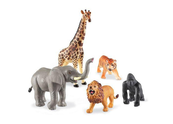 ANIMALES DE LA JUNGLA JUMBO - JUMBO JUNGLE ANIMALS
