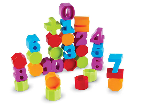 BLOQUES PARA CONTAR DE NUMEROS - NUMBERS AND COUNTING BLOCKS