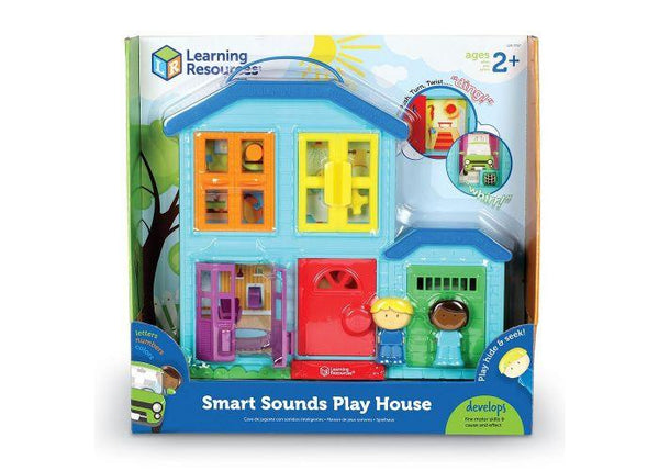 CASA INTELIGENTE CON SONIDO - SMART SOUNDS PLAY HOUSE