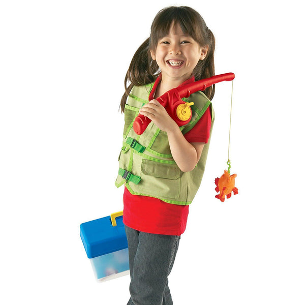 JUEGO DE PESCA - PRETEND & PLAY FISHING SET