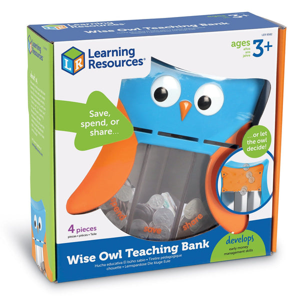 BUHO DE AHORRO - WISE OWL TEACHING BANK