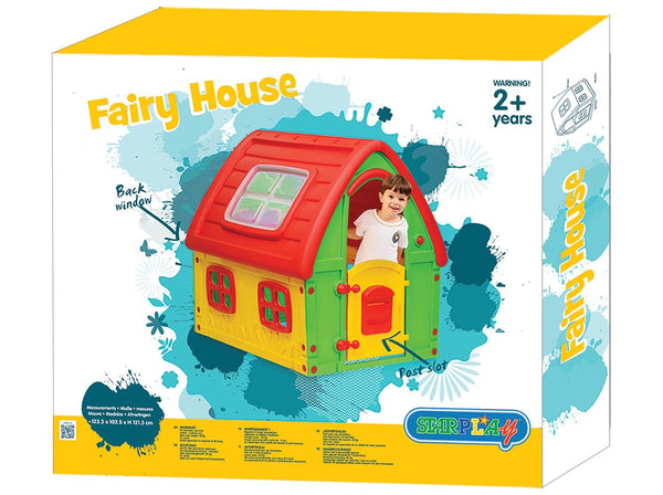 FAIRY HOUSE / CASA DE HADAS