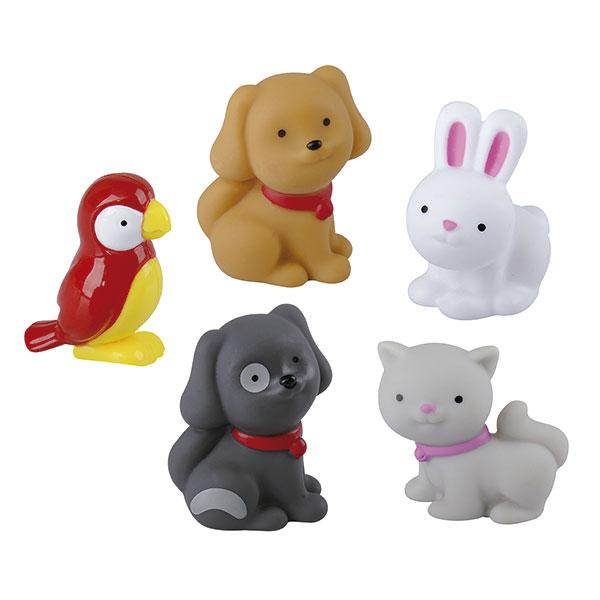 SET ANIMALES DOMESTICOS - EUREKAKIDS - DEAREST PET FRIENDS