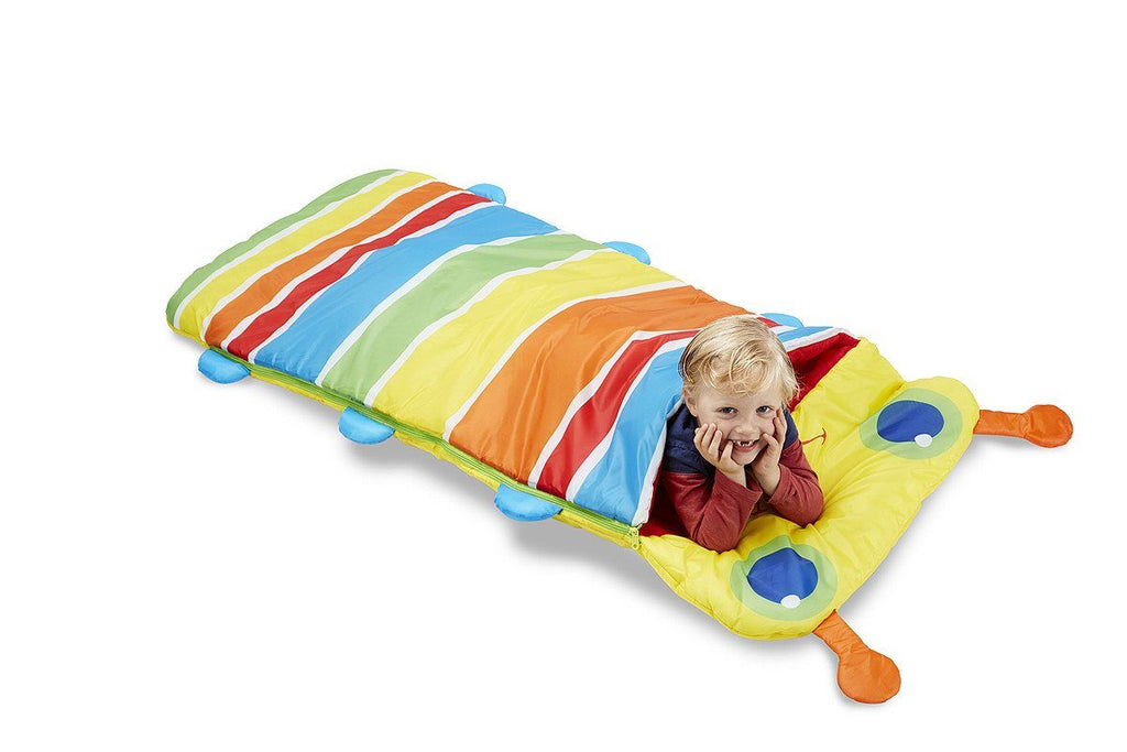 Sleeping bag oruga -Melissa & Doug- Bug sleeping bag