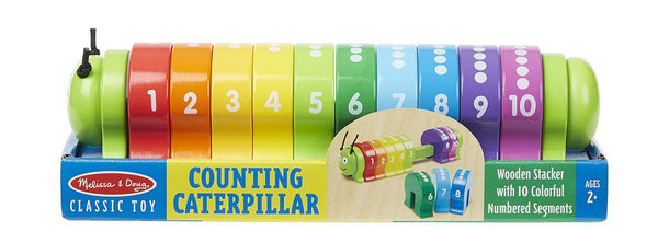 Oruga para contar - Melissa and Doug - Counting Caterpillar