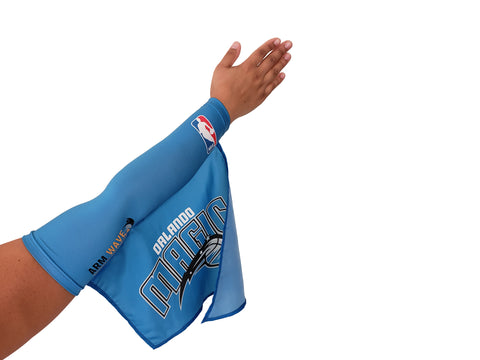 ORLANDO MAGIC NBA ARM Sleeve Flag, COMING SOON...Not for sale yet!