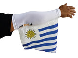 Uruguay Arm and Leg Flag for sale! Purchase One Dozen (12) Wholesale