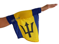 BAJAN ARM and FOOT FLAG, new trendy wearable (Arm Sleeve)