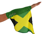 Jamaican Arm and Leg Flag (Arm Sleeve/Band)