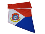 SINT MARTEEN ARM WAVE SLEEVE FLAG (Arm band) Official Cheering Instrument