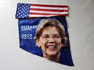 ELIZABETH WARREN ARM FLAG, buy the Exclusive Rights for the 2020 Presidential Election