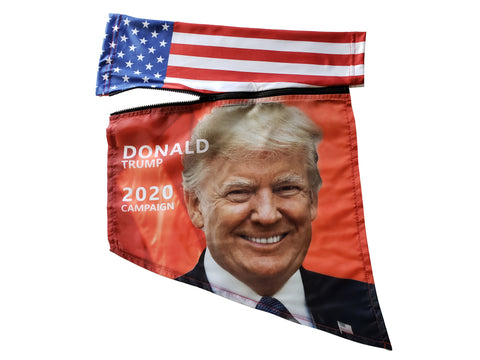 Donald Trump hand-free, hassle-free Arm Sleeve Flag for the 2020 Election