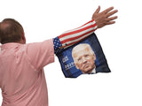 JOE BIDEN ARM FLAG for the 2020 Election Campaign