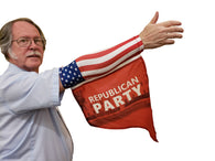 REPUBLICAN ARM WAVE FLAG