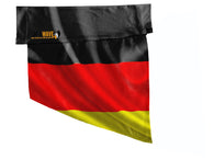 GERMANY ARM and FOOT FLAG, the Official Cheering Instrument for the World Cup