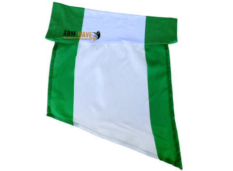 NIGERIA ARM and LEG FLAG (arm sleeve/Band)