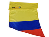 COLUMBIA ARM and FOOT FLAG, the famous, hot, new Arm Sleeve