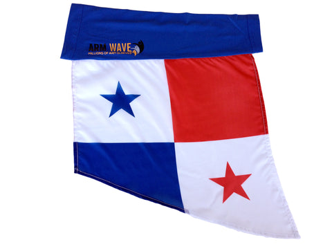 Panama Arm and Leg Flag, for sale! purchase One Dozen (12) Wholesale