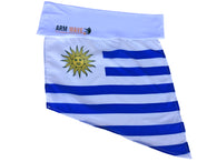 URUGUAY ARM and LEG FLAG (Arm Band, Sleeve) for Russia 2018 World cup