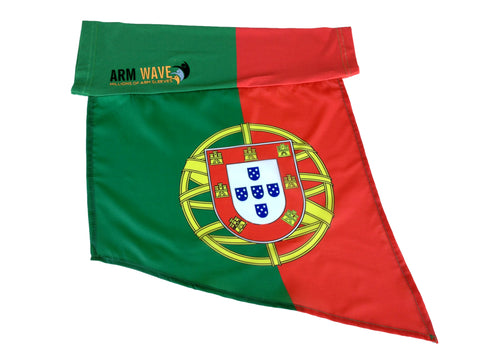 PORTUGAL ARM and LEG FLAG, (Arm Sleeve/band) is exclusive, Limited amount!