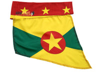 "GRENADA ARM and FOOT FLAG, for sale! purchase ONE DOZEN (12), ""Wholesale"""