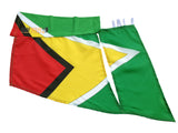 GUYANA WAVE, new Sleeve Flag and Trendy (Arm Band)