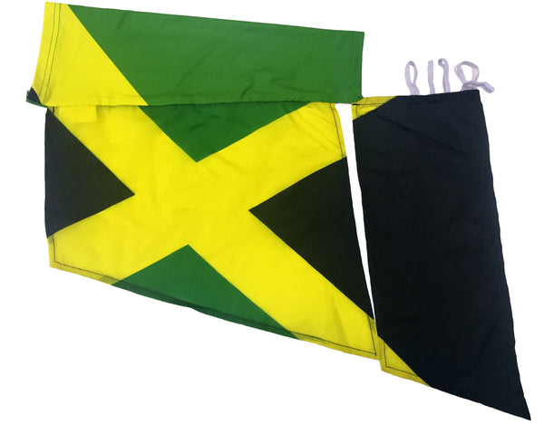 JAMAICAN WAVE (new wearable Arm sleeve Flag) very convenient
