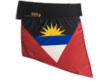 ANTIGUA ARM WAVE FLAG (Arm Band , Arm Sleeve) for Carnival