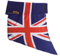 GREAT BRITAIN ARM WAVE ARM and FOOT FLAG (Arm Band, Sleeve)