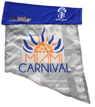 MIAMI CARNIVAL ARM and LEG FLAG (Arm Band, Sleeve) for Carnival
