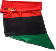 PAN AFRICAN ARM WAVE ARM and LEG FLAG (Arm Band, Sleeve) for cheering and waving
