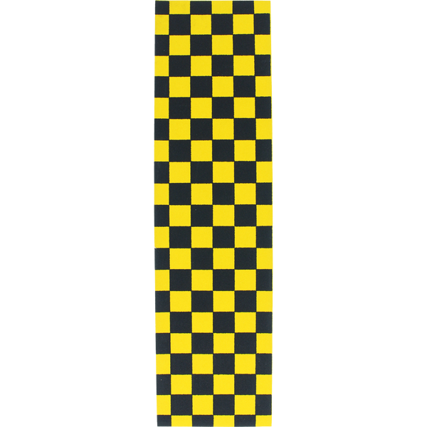 FKD Checkered Griptape - Yellow
