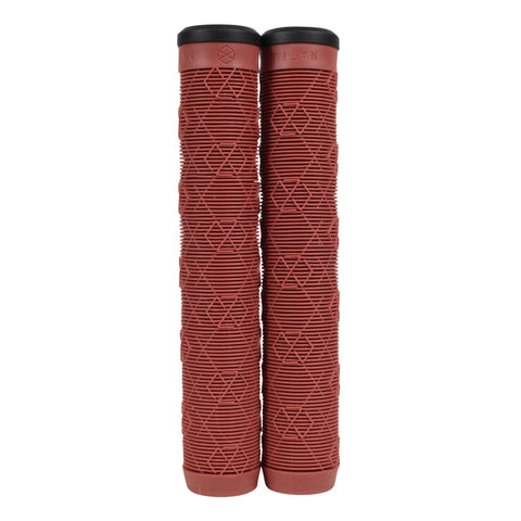 Native Emblem Grips - Rufous [PRE-ORDER]