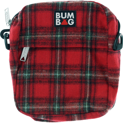 Bumbag Compact XL Shoulder Bag - Afrim Red