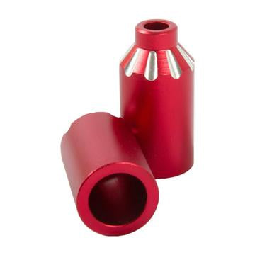 Aztek Contour Pegs - Red