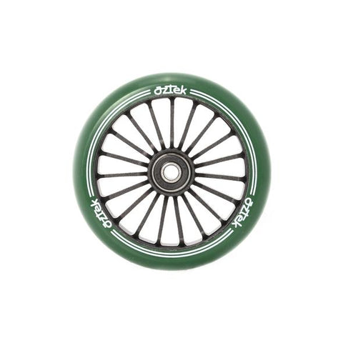 Aztek Architect Wheels - Green [PRE-ORDER]