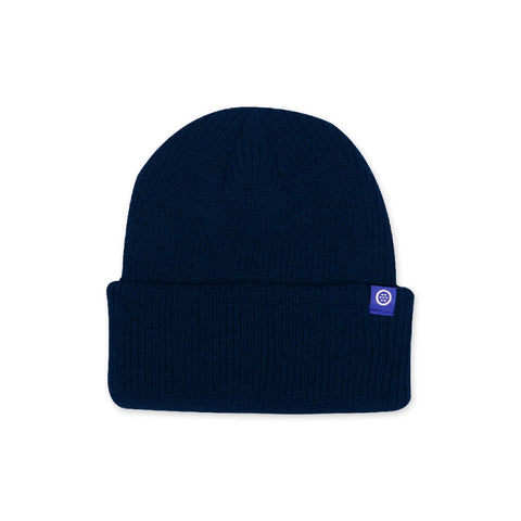 Outset Deep Cuff Beanie - Navy