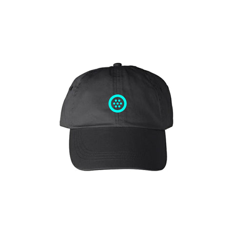 Outset Club Hat - Black/Teal
