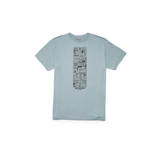 Tilt Ten Year Compilation Tee