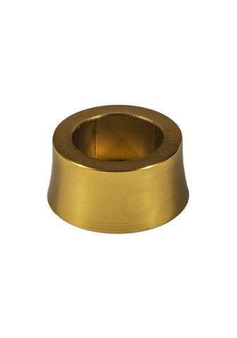 District S-Series Volcano Spacer - Gold