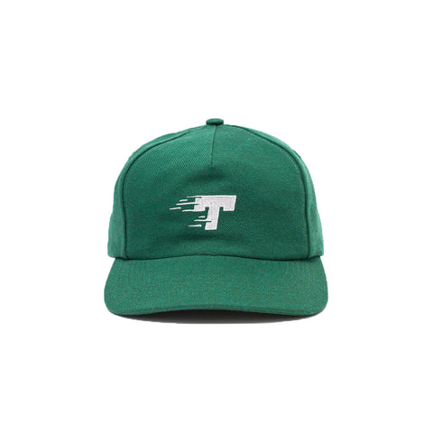 a04fb406a99 TILT Flying T 5-Panel Polo Hat - Meadow