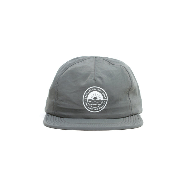 TILT Great Lakes Explorer Snapback - Grey