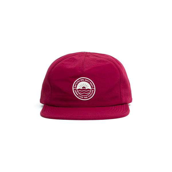 TILT Great Lakes Explorer Snapback - Wine