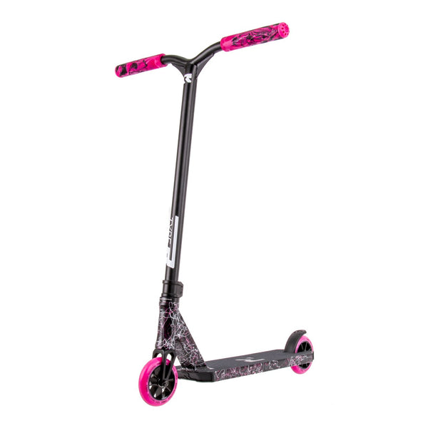 Root Industries Type R Mini Complete Scooter - Pink Splatter