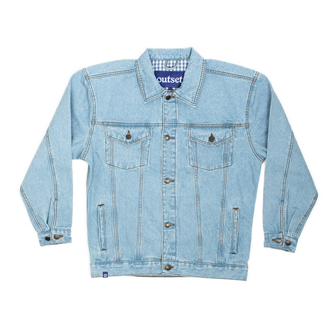 Outset Denim Work Jacket