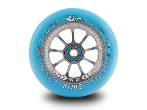 "River Juzzy Carter Signature ""Serenity"" Glide Wheels"