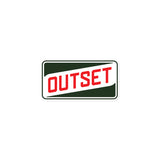 Outset Petroleum Sticker